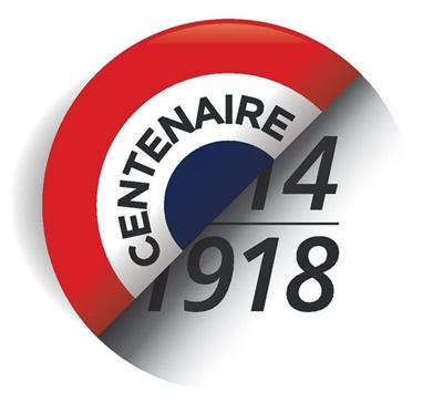Logo Label centenaire 14-18